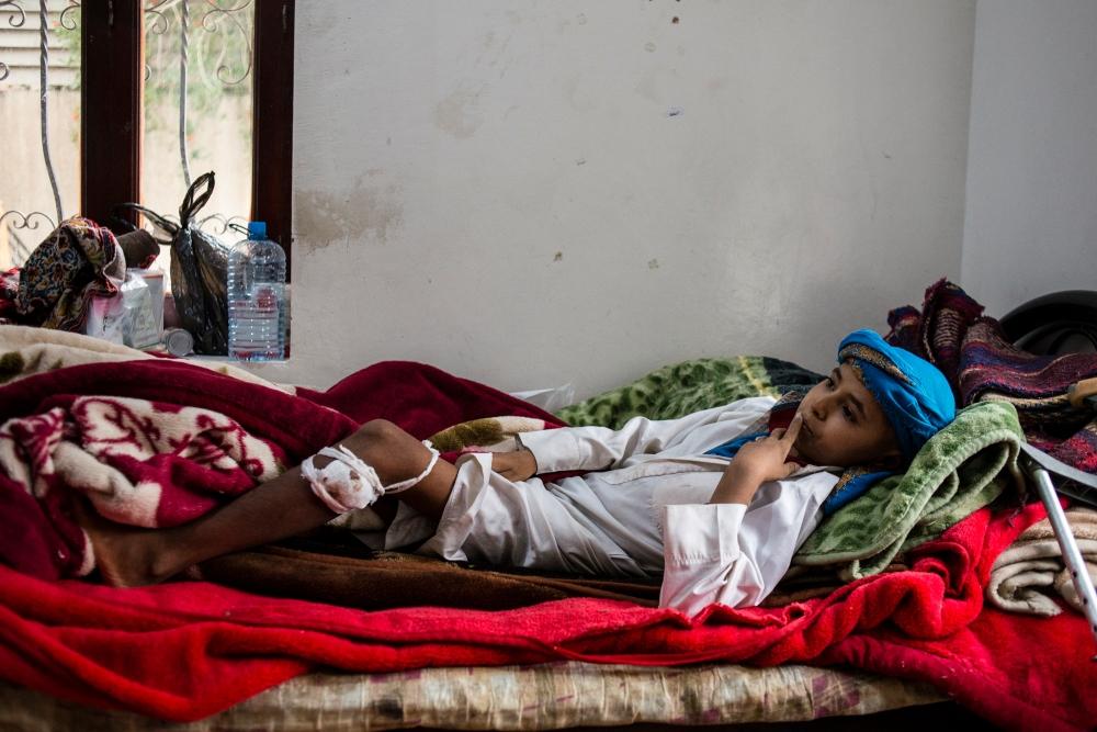 Yemen Humanitarian Situation